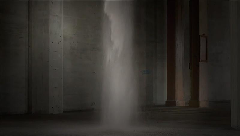 Contemplatio uit de videoserie Respice finem van Inge Reisberman