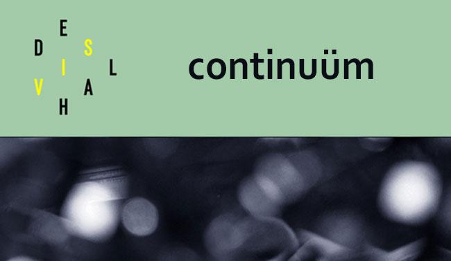 Expositie Continuüm in De Vishal Haarlem met o.a. werk van Inge Reisberman