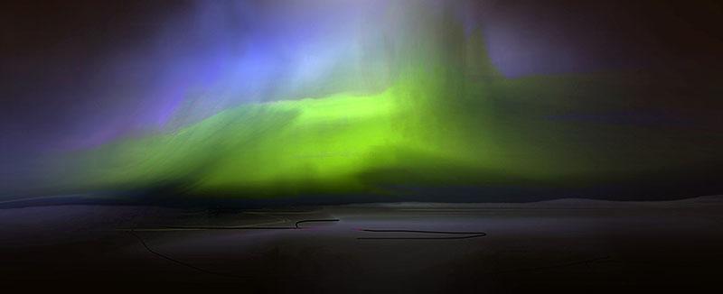 frame uit animatie Top of the Lake van Inge Reisberman
