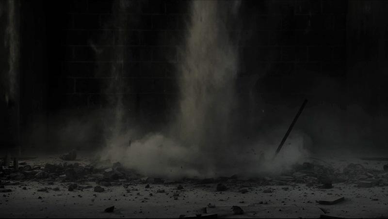 Exitium uit de videoserie Respice finem van Inge Reisberman